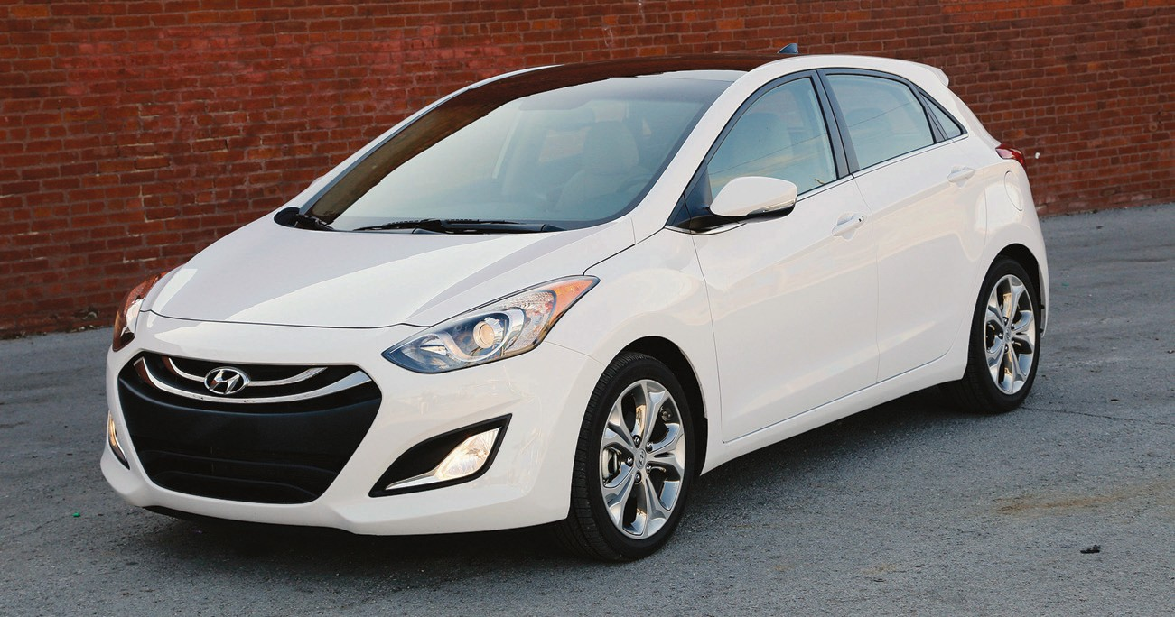 The Elantra GT: Hyundai Makes A Good Car Better