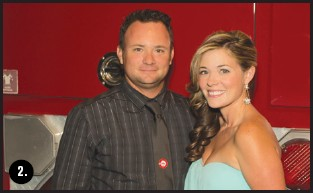 Firefighter MDA Ball at the Charlotte Harbor Event