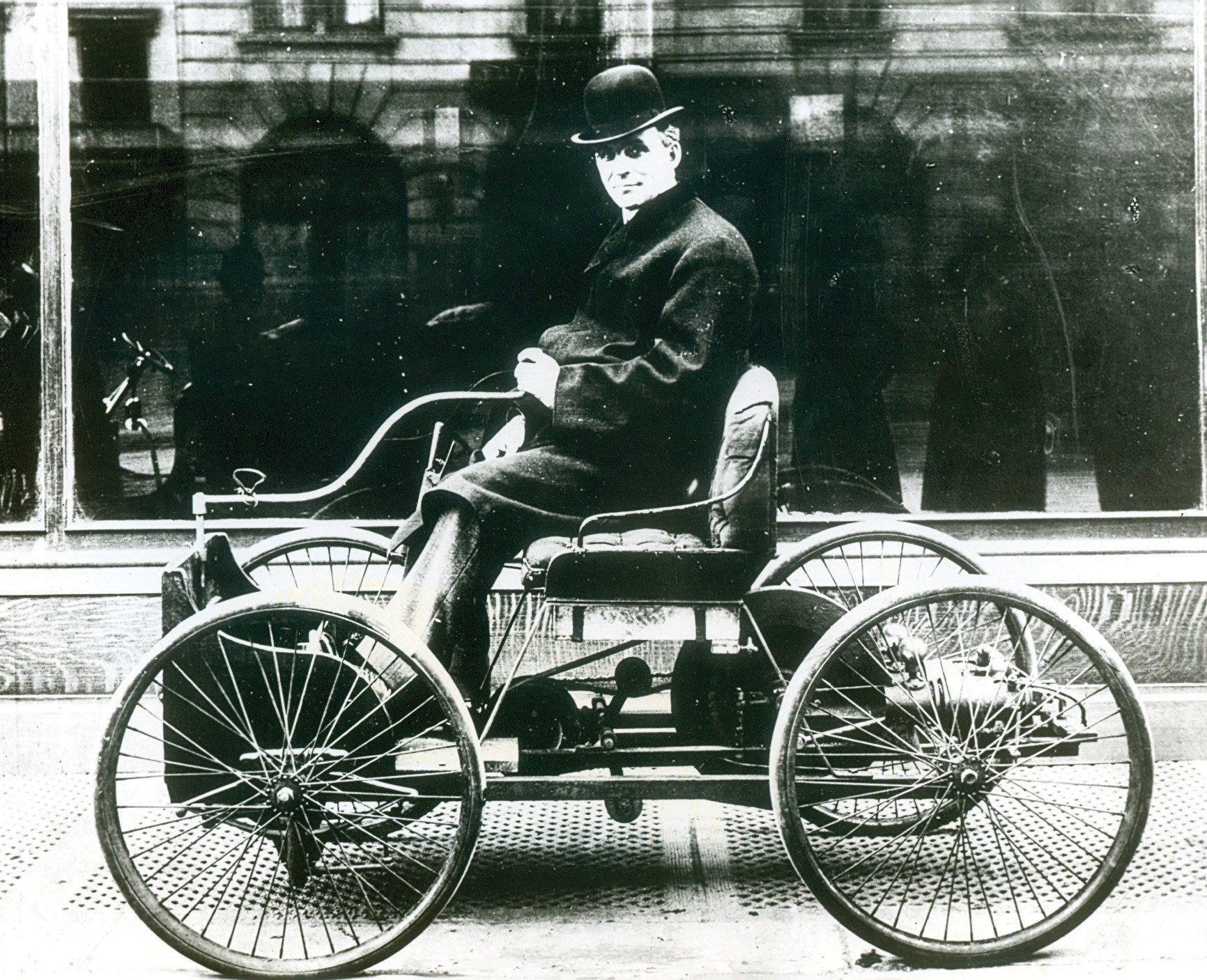 America\'s first automobile, built in 1896, is coming back to the ...